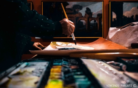 La Scuola di Pittura della Pinacoteca