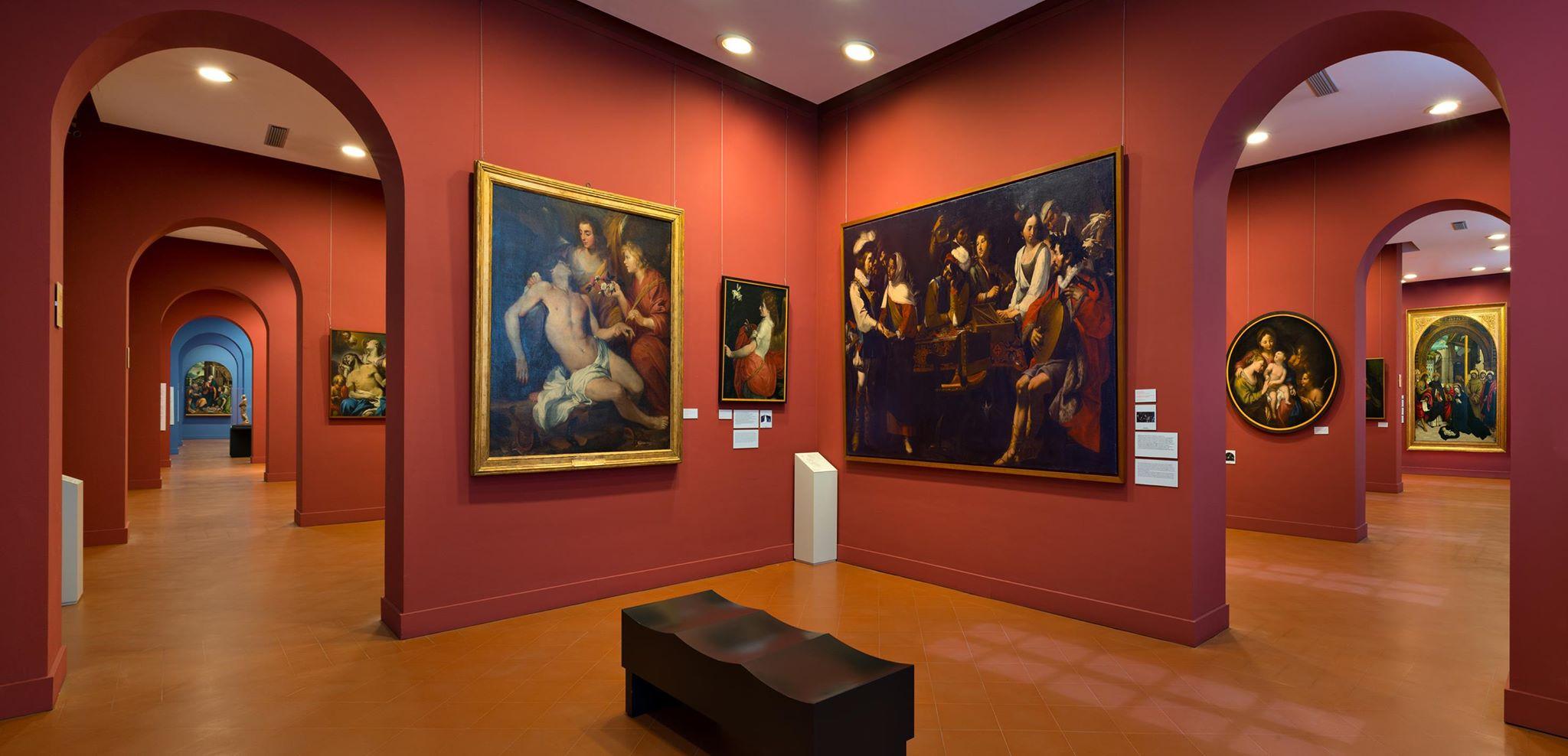 Pinacoteca-Albertina_interno