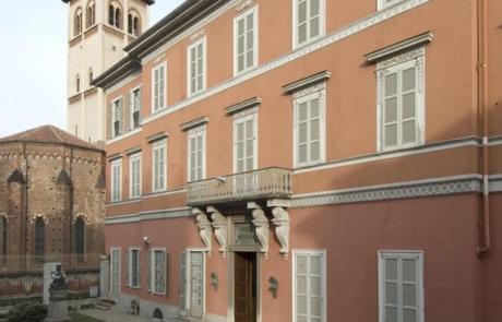 La convenzione con il Museo Borgogna di Vercelli