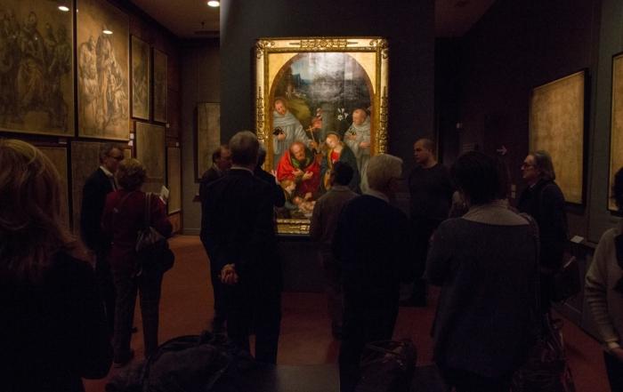 Visite guidate alla mostra di Gerolamo Giovenone