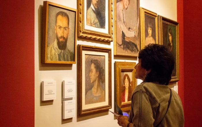 Visite guidate alla mostra e alle aule dell'Accademia di Belle Arti