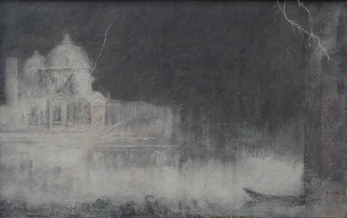 """La mostra di Carlo Guarienti """"L'arte ci serve per non morire di realtà"""""""