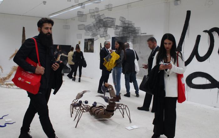 Fino al 17 novembre le grandi mostre del Premio Nazionale delle Arti e del FISAD