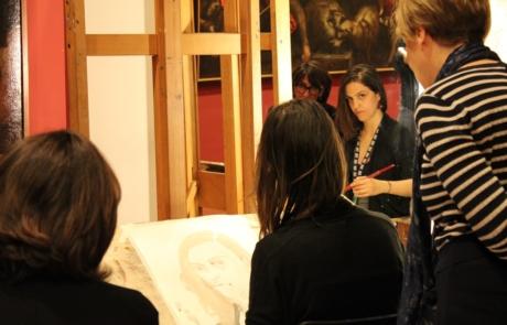 I workshop artistici di febbraio