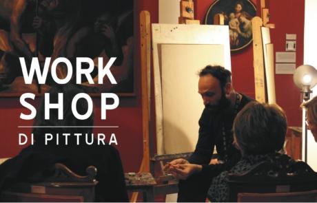 I workshop artistici di dicembre