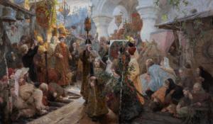 14. Morgun - Mosca ai tempi dei boiari