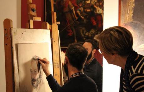 I workshop artistici autunnali aperti a tutti
