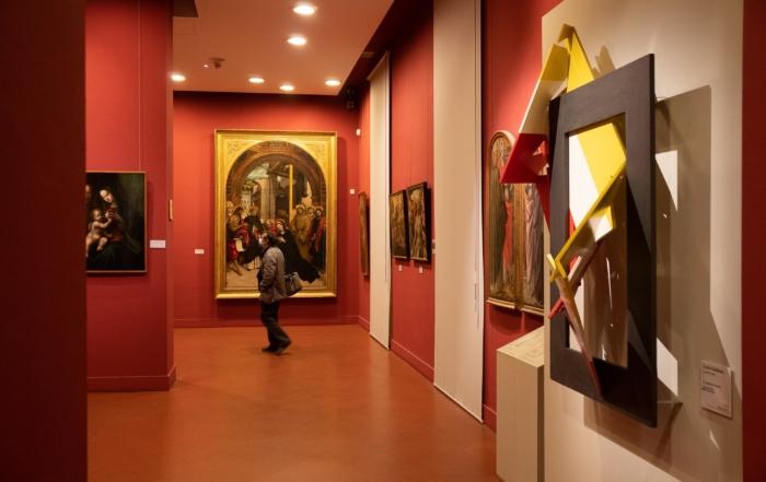 La Pinacoteca ha riaperto al pubblico i suoi spazi espositivi